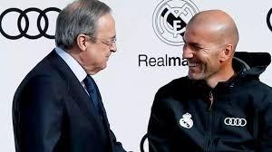 Real Madrid : un salaire juteux pour Zinedine Zidane