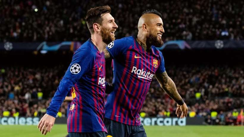 FC Barcelone : tout le monde s'incline devant le roi Lionel Messi