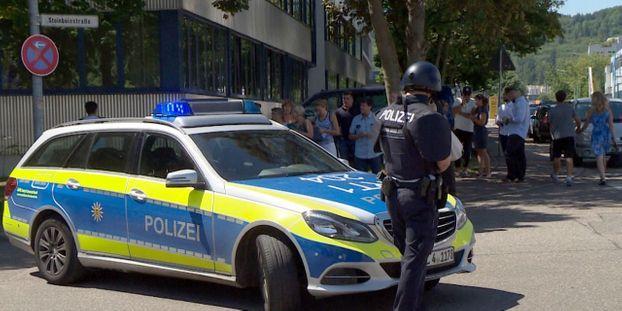 En Allemagne, la police a tiré sur un Sénégalais