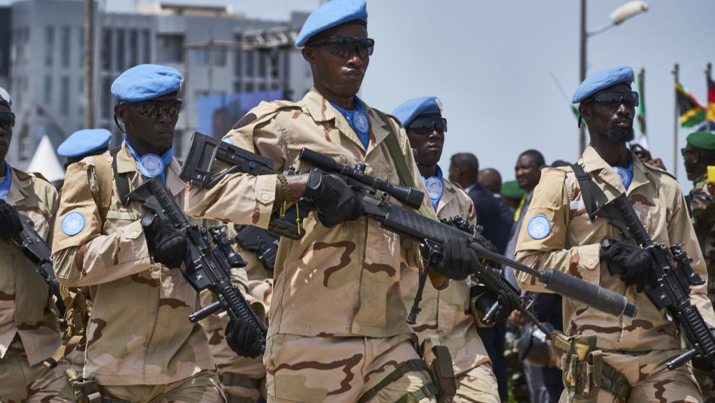 Mohamed Saleh Annadif, chef de la Minusma: l'attaque de Dioura est «un coup dur»