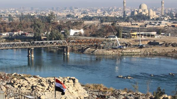 Irak: près de 80 morts dans un naufrage sur le Tigre, à Mossoul