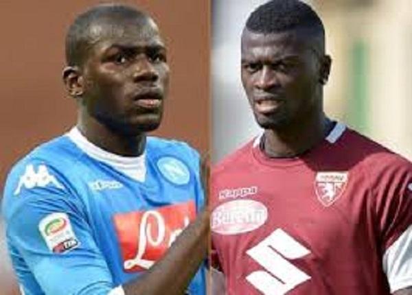 """4éme Galop des """"Lions"""" à  Thiés : Kalidou Koulibaly et Mbaye Niang absents de la séance"""