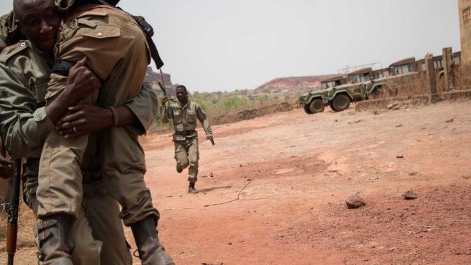 L'attaque d'un village peul fait près de 100 morts au Mali