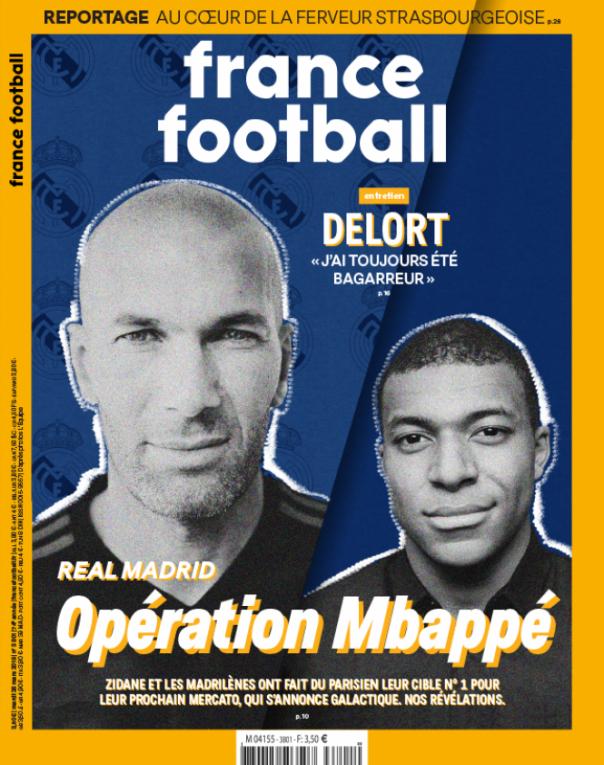 PSG : le Real Madrid prêt à lâcher 280 M€ pour Kylian Mbappé !