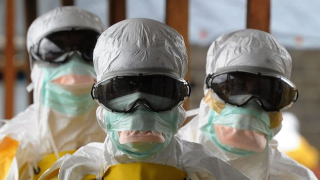 Plus de 1000 cas d'Ebola en RDC