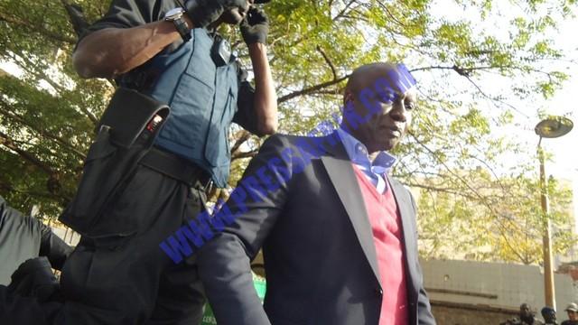 Abdoul Mbow accuse Idy d'être derrière la sortie de Barthelemy Dias: