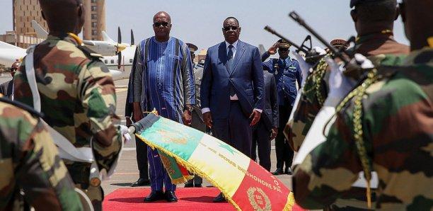 Investiture du président Macky Sall : les chefs d'Etat burkinabé et malgache déjà à Dakar