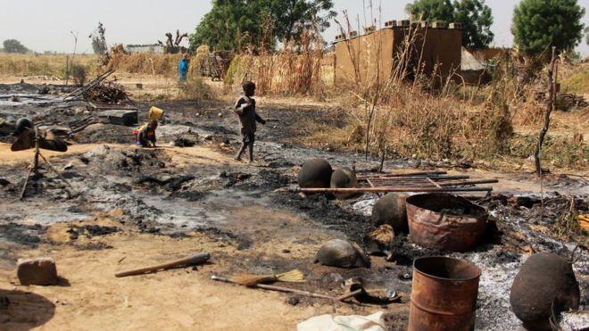 Raids meurtriers au Nigeria