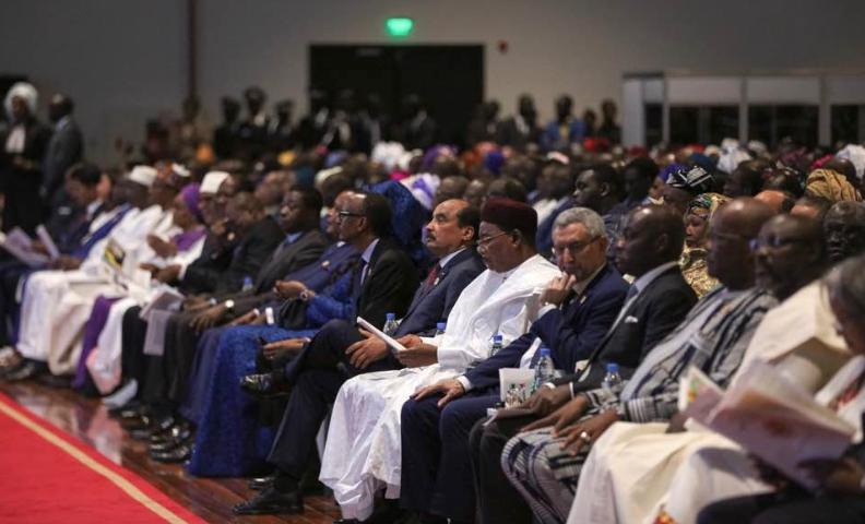 Prestation de serment de Macky Sall : La liste des chefs d'Etat et de gouvernement présents