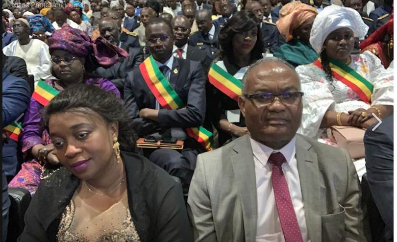 Direct prestation de serment de Macky Sall : L'intégralité du discours du président du Conseil constitutionnel
