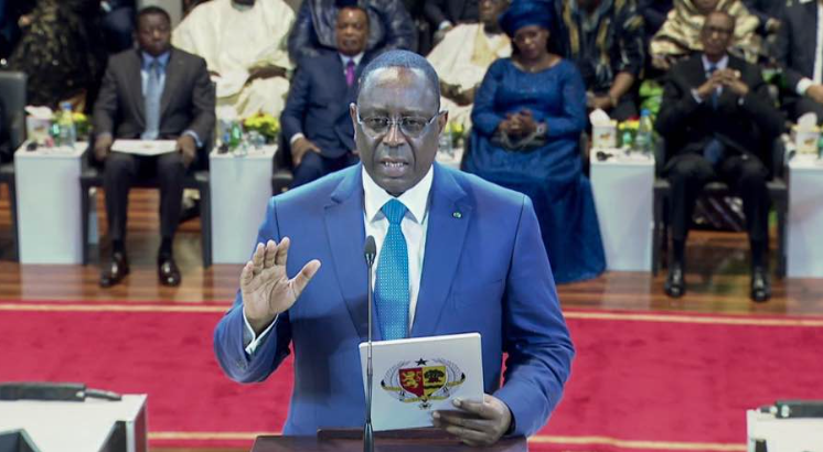 Prestation de serment de Macky Sall : Texte intégral du discours d'investiture