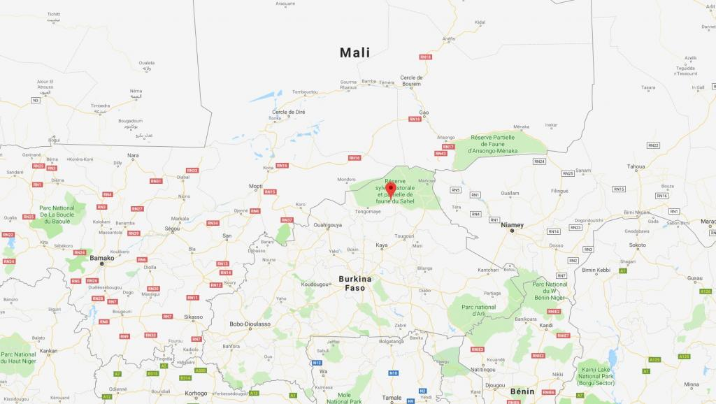 Burkina Faso: le gouvernement annonce 62 morts dans les affrontements à Arbinda