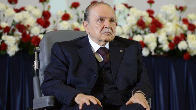 Bouteflika demande pardon au peuple algérien
