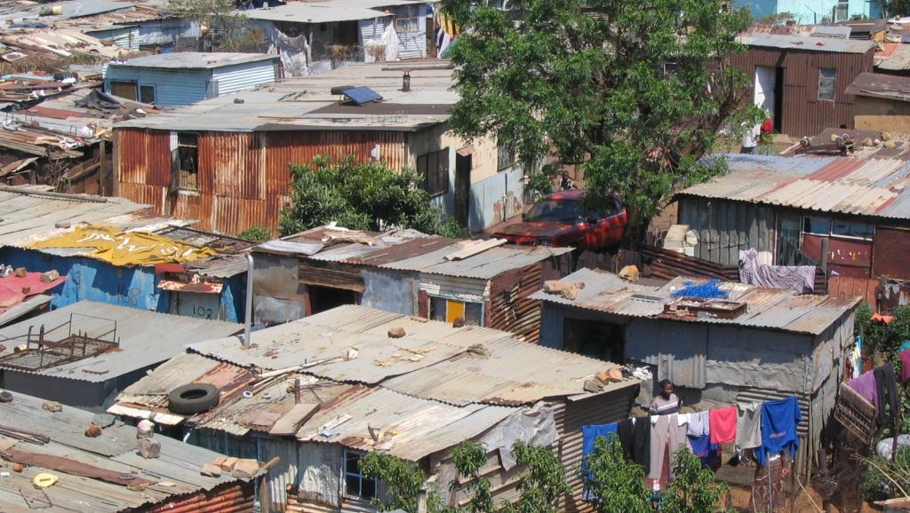 Afrique du Sud: dans les «townships», la colère des habitants