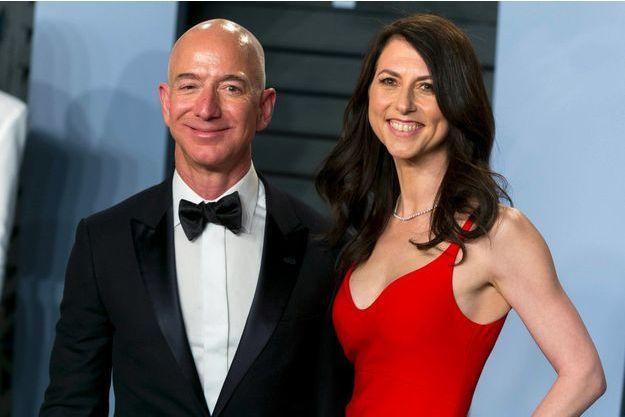Le divorce du siècle bouclé par MacKenzie Bezos, l'épouse de l'homme le plus riche du monde