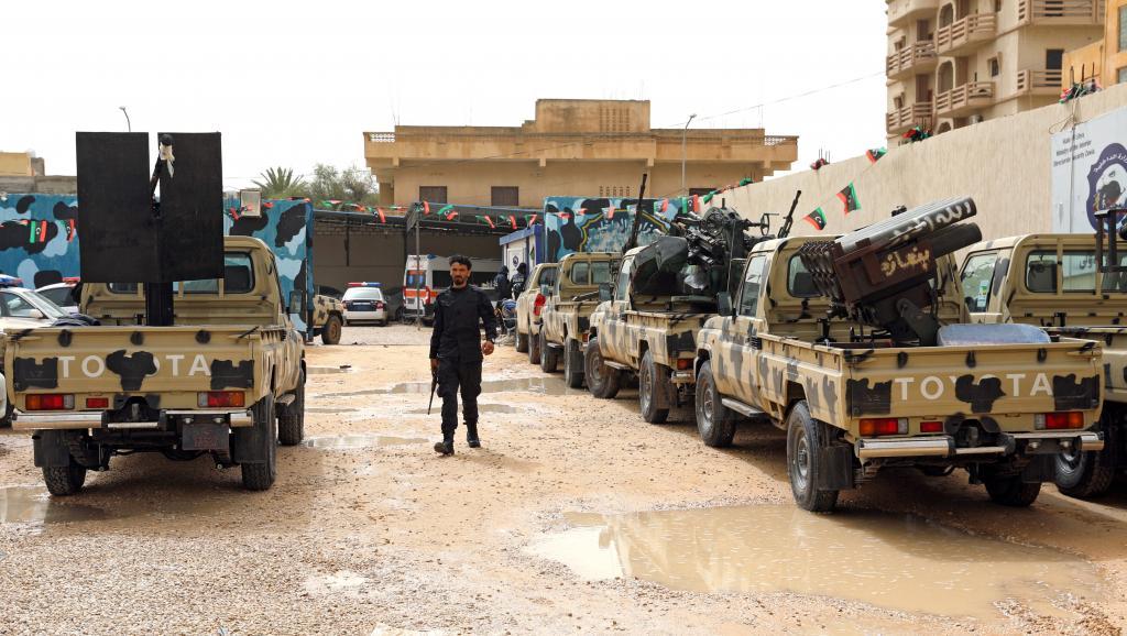 Bataille de Tripoli: quelles sont les forces en présence?