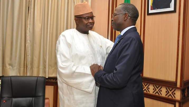 Alioune Badara Cissé veut que le PM Dionne reste jusqu'en 2024