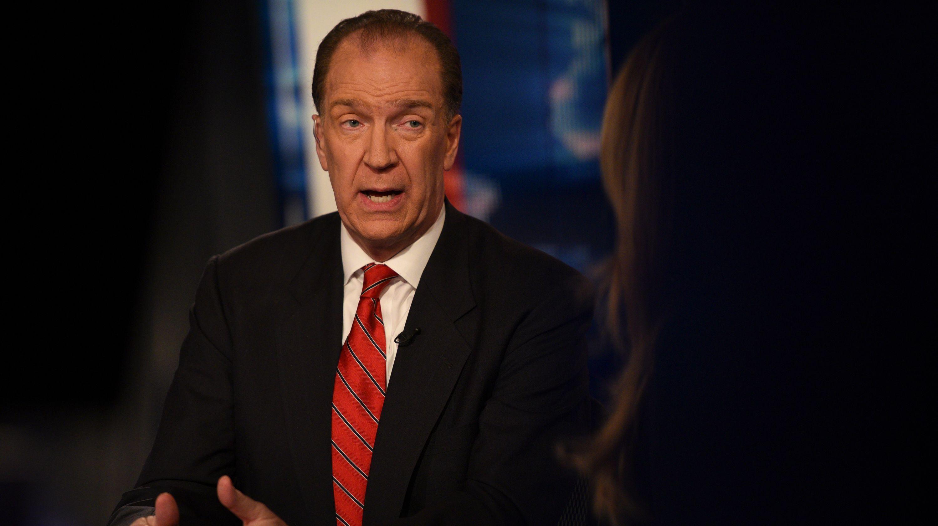 David Malpass est devenu le 13ème Directeur général de la Banque mondiale