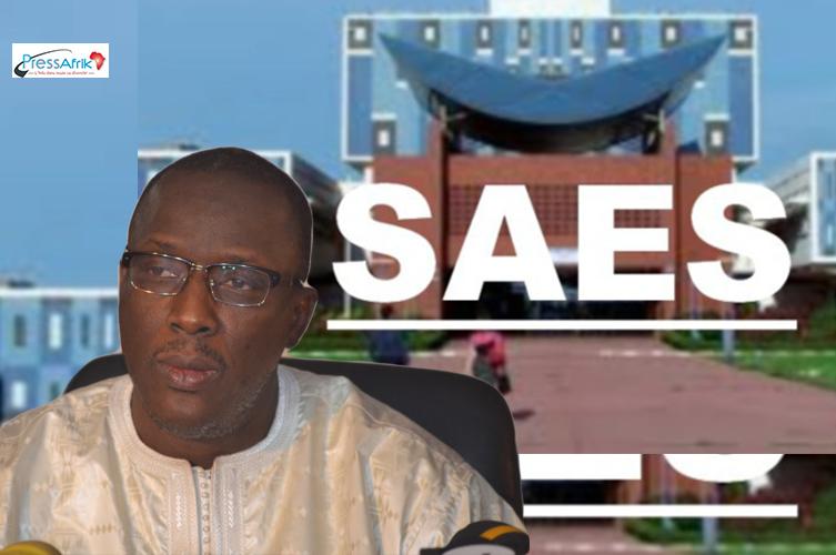 Controverse autour de Cheikh Oumar Hann : le Saes attend le nouveau ministre de pied ferme sur….