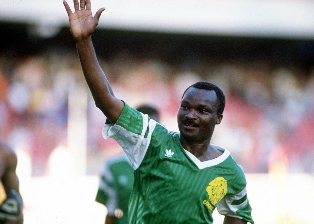 Roger Milla souhaite que le nouveau stade de Douala porte son nom