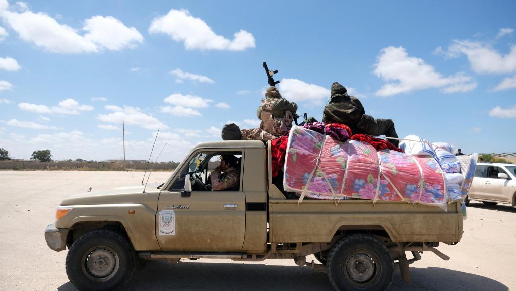 Libye: raid aérien contre l'aéroport à Tripoli imputé à Haftar