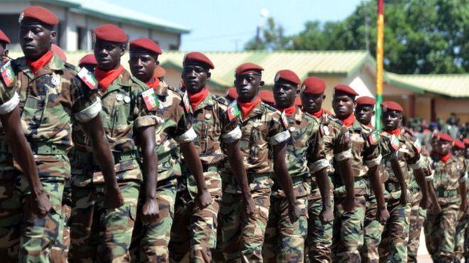 Guinée: au moins 5 morts lors d'un recrutement dans l'armée