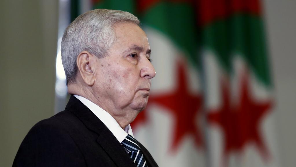 Algérie: le successeur de Bouteflika par intérim promet une élection présidentielle «transparente»