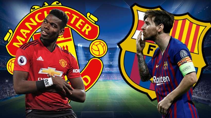 Manchester United - Barça  ce soir : les compositions probables
