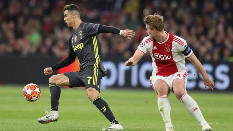 Ligue des Champions :L'Ajax et la Juventus se neutralisent