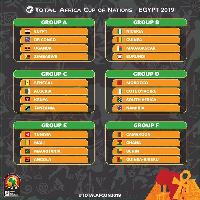 CAN 2019: Le Sénégal et l'Algérie se retrouvent