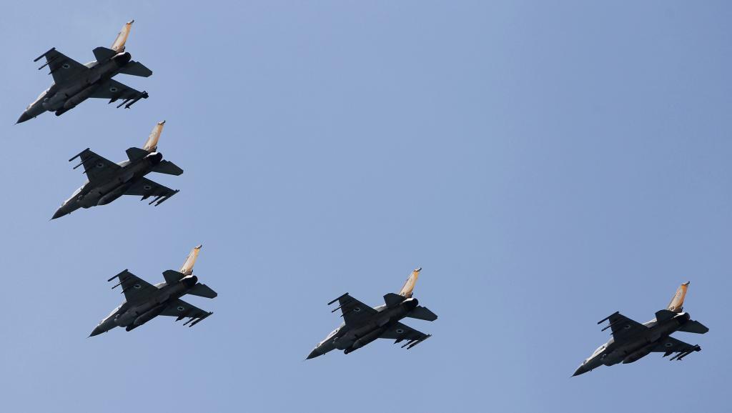 Syrie : frappes aériennes israéliennes dans le centre du pays