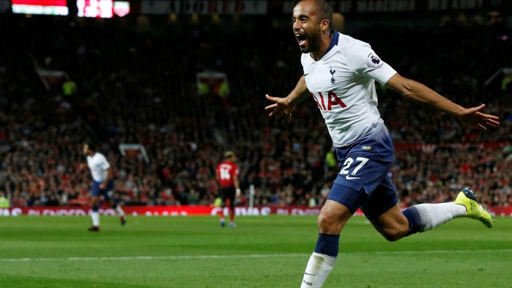 Premier League : un triplé de Lucas rend la 3e place à Tottenham
