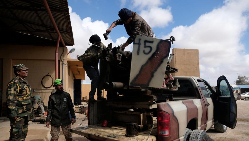 Libye: ni les forces de Haftar ni celles du GNA ne semblent prendre l'avantage