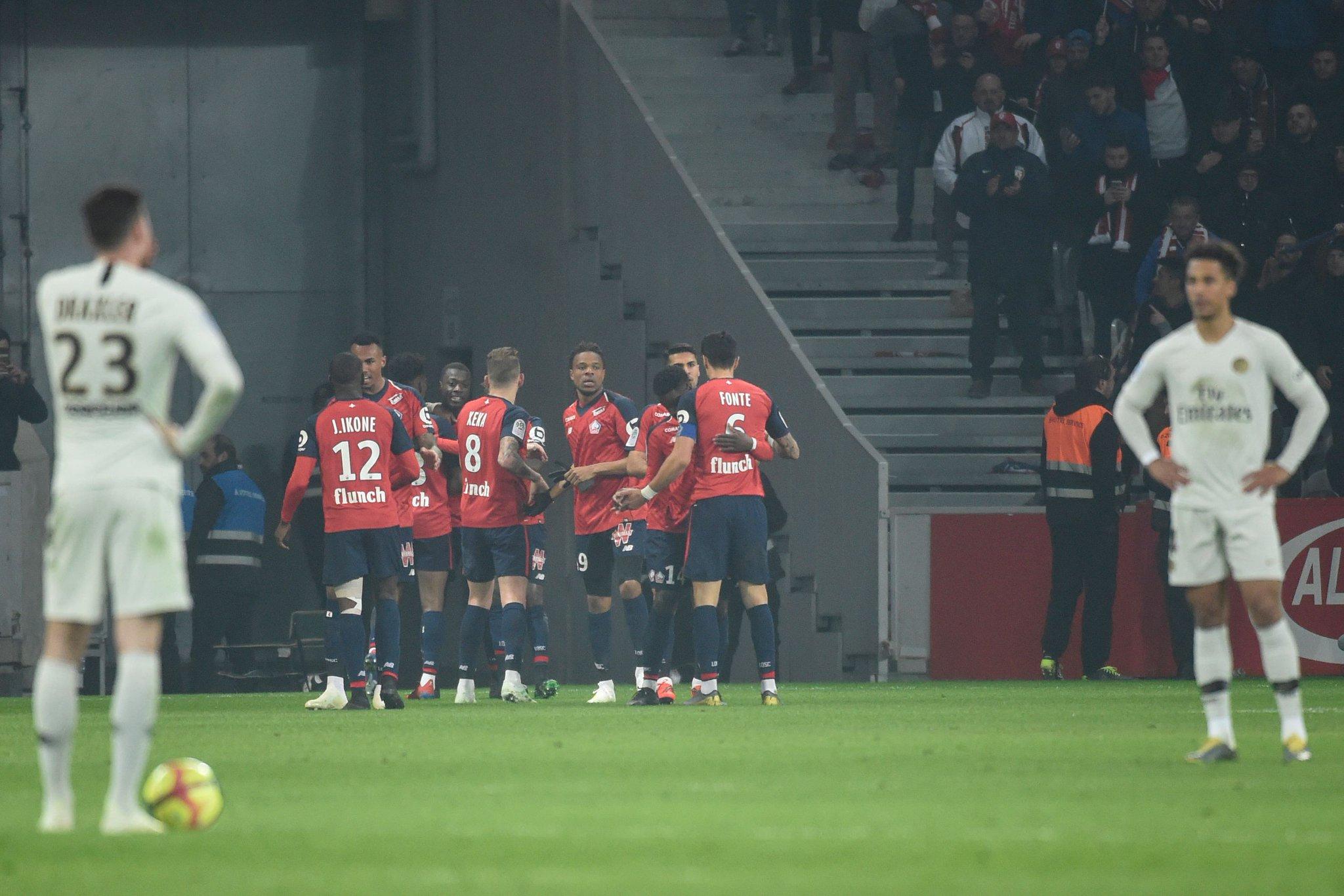 Le PSG a connu sa pire défaite en Ligue 1 au 21e siècle