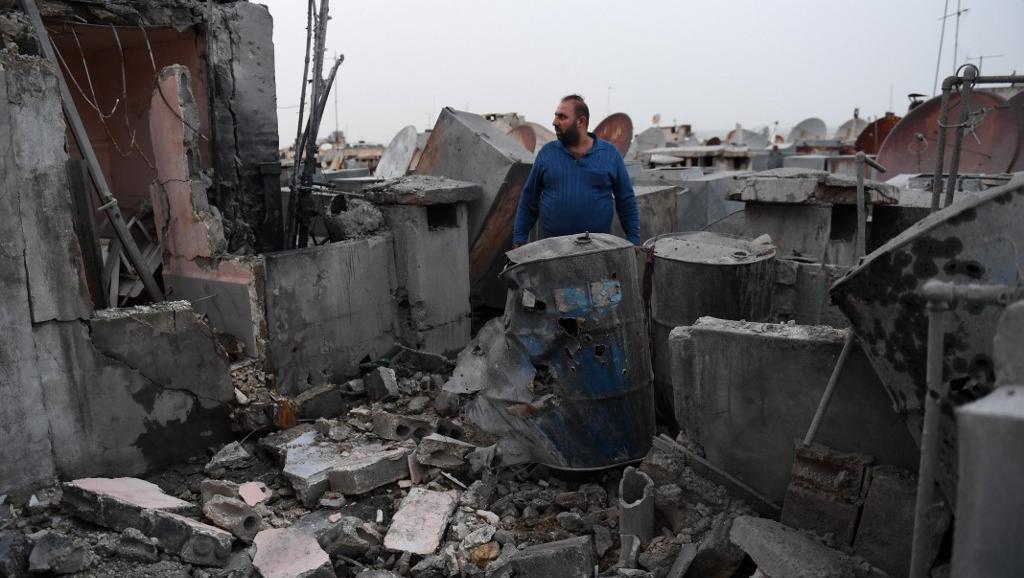 Syrie: une dizaine de morts dans le pilonnage d'Alep par les jihadistes