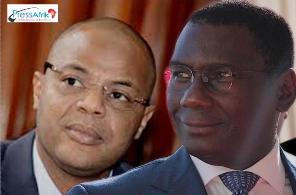 """Reconduction ou pas : La presse dans la """"sauce"""" de Cheikh Kanté et Mame Mbaye Niang?"""