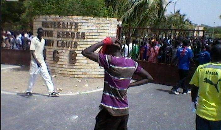 Université Gaston Berger : le recteur a déposé une plainte contre les étudiants