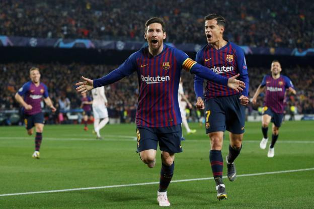 Messi élimine Manchester United et envoie le Barça en demi-finale