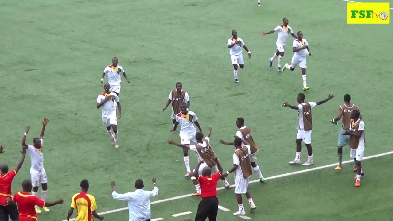 CAN U17: La Guinée bat le Sénégal (2-1)