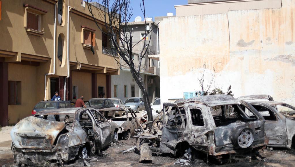 Libye: plus de 200 morts depuis le début de l'offensive de Khalifa Haftar