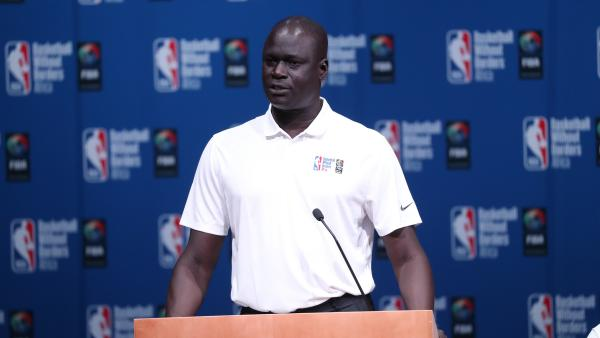 [NBA] Amadou Gallo Fall: «Le basket est le sport numéro 2 en Afrique»