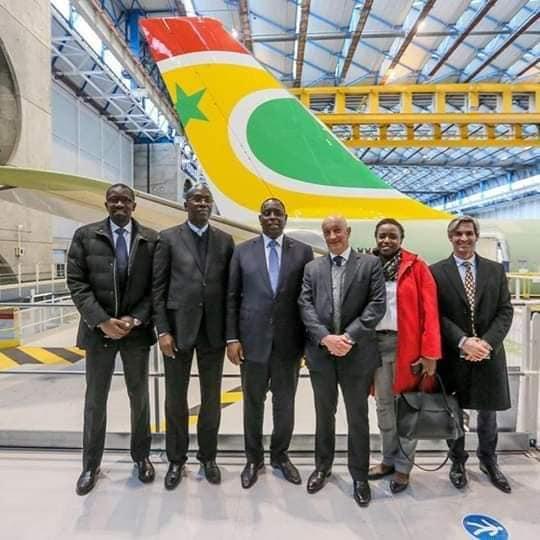 """Souleymane Ndéné Ndiaye PCA d'Air Sénégal Sa: """"La mission de Bohn est terminée"""""""