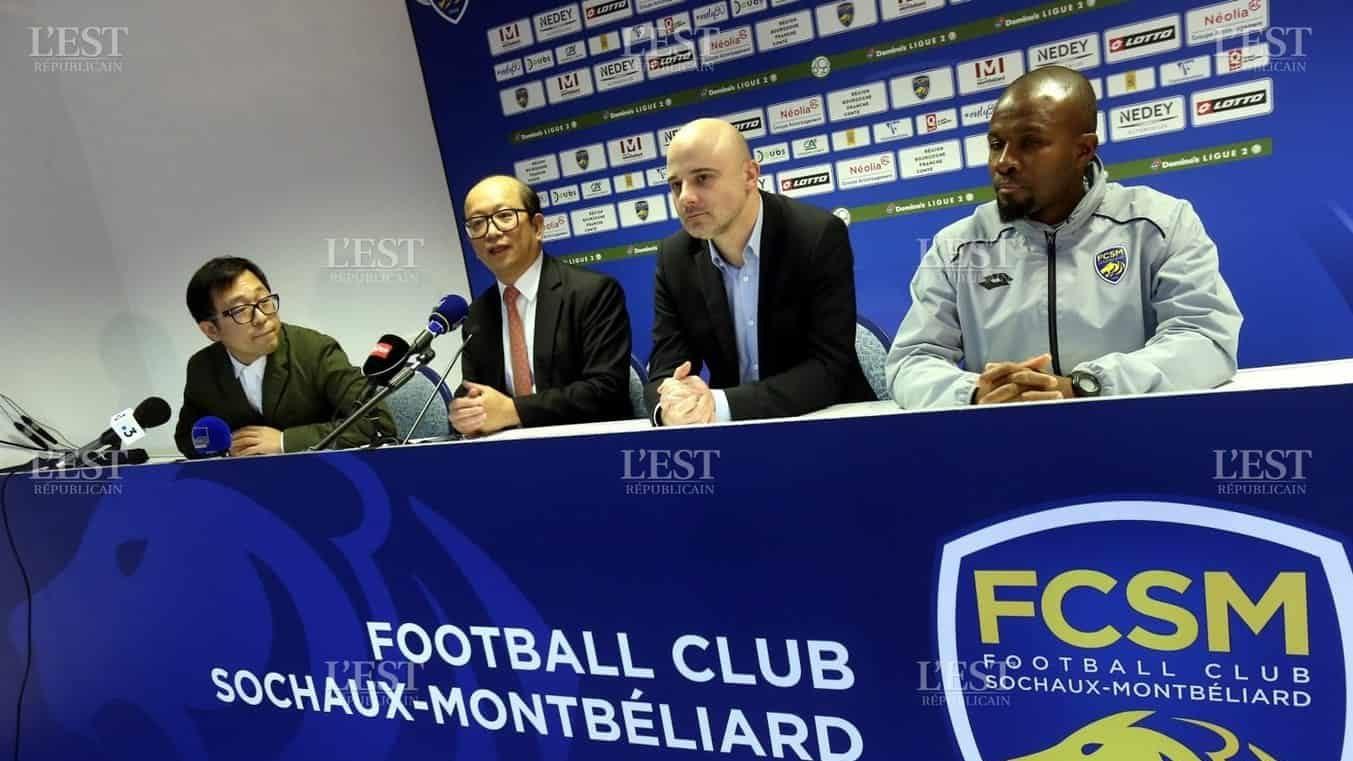 Wing Sang Li en faillite personnelle, le FC Sochaux d'Omar Daf au bord du précipice