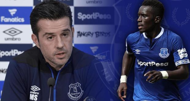 Everton : Marco Silva admet qu'il « ne peut pas contrôler» l'avenir de Gana Guèye