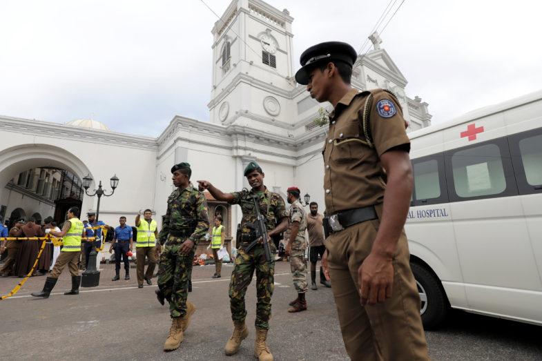 Attentat contre les chrétiens au Sri Lanka: 207 morts et plus de 450 blessés dénombrés