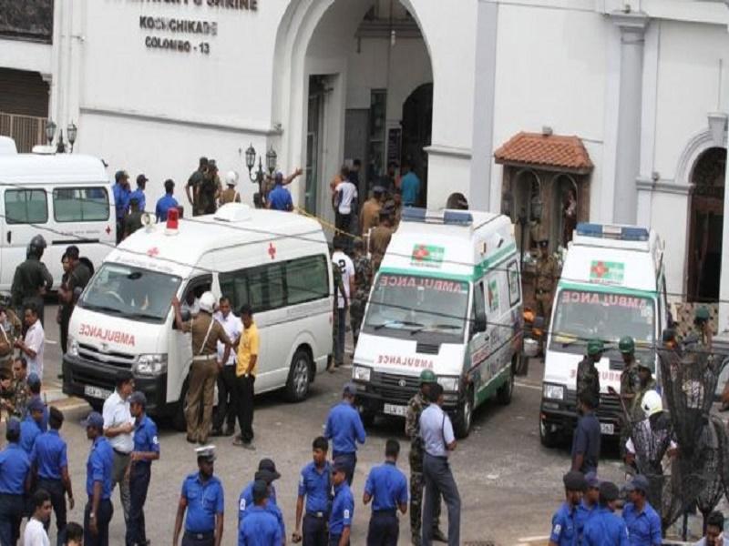 Des attentats font plus de 200 morts au Sri Lanka