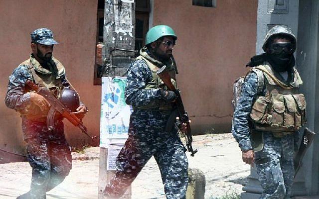 Attentats Sri Lanka: Huit personnes ont été arrêtées