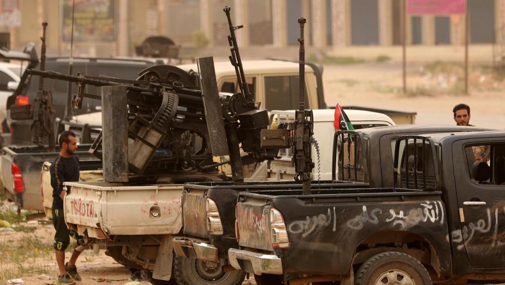 Libye: une opération «Volcan de la colère» composée de milices hétéroclites