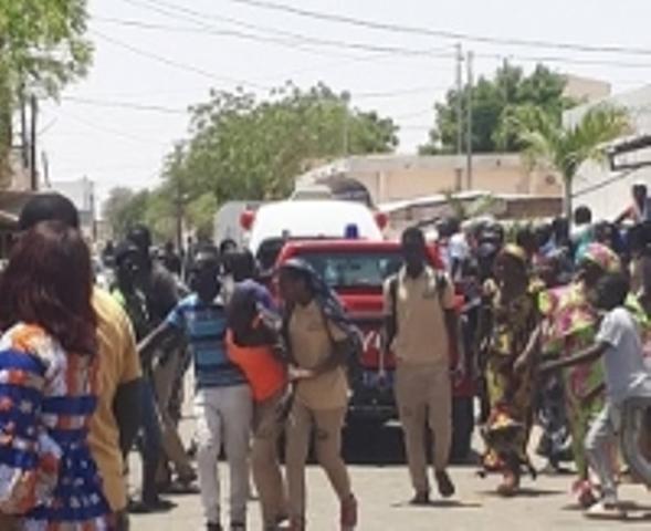 Kébémer : 80 élèves frappés par le phénomène  « Djiné Maimouna »