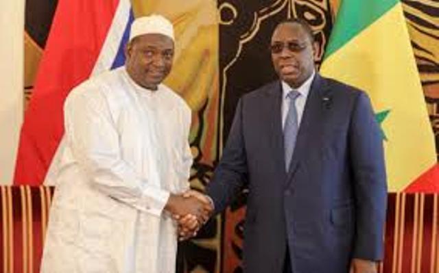 Adama Barrow: «Macky Sall et moi allons faire renaitre la Sénégambie»